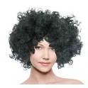 Afro czarne