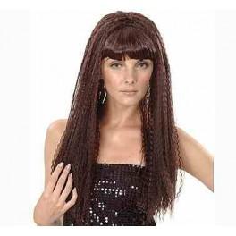 Włosy długie karbowane