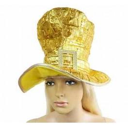 Kapelusz Kałamarz Złoty